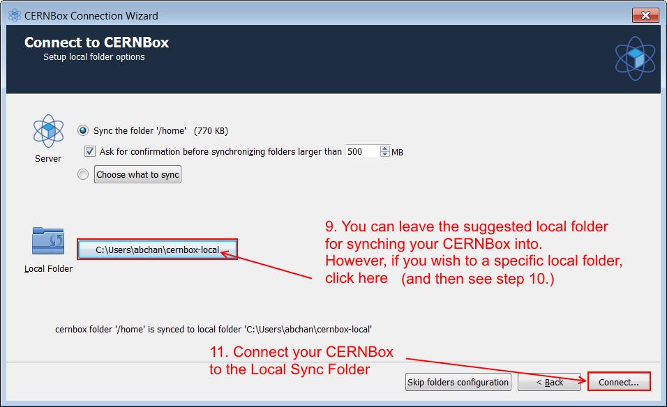 KB0003174 - CERNBox quick tutorial for beginners | CERN
